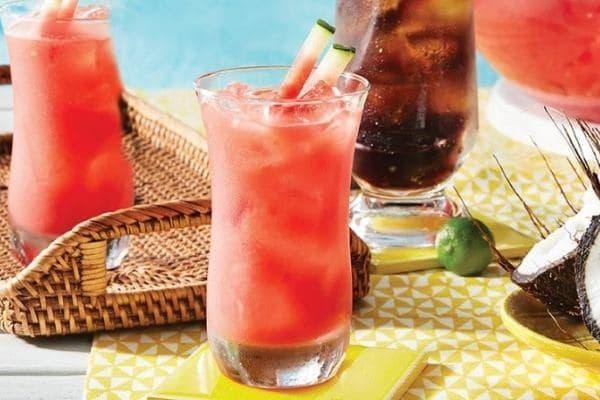 Напитки в жаркую погоду