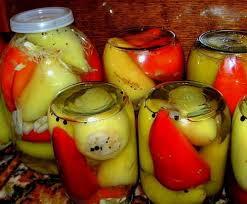 Заготовки на зиму - рецепты овощных салатов с крупами