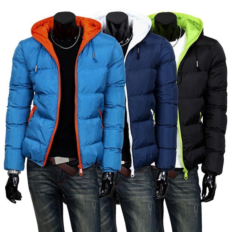 Новая-мужская-хлопковая-куртка-с-капюшоном