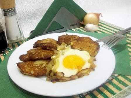 Как приготовить драники из картофеля быстро и вкусно?