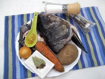 Как варить уху: готовим из головы рыбы