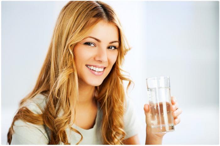 Пьем и худеем— вода для похудения, советы и рецепты