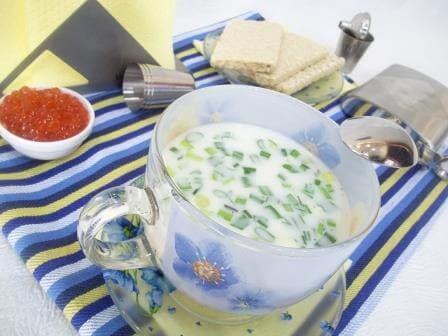 Как сделать окрошку на воде— пошаговый рецепт с фотографиями