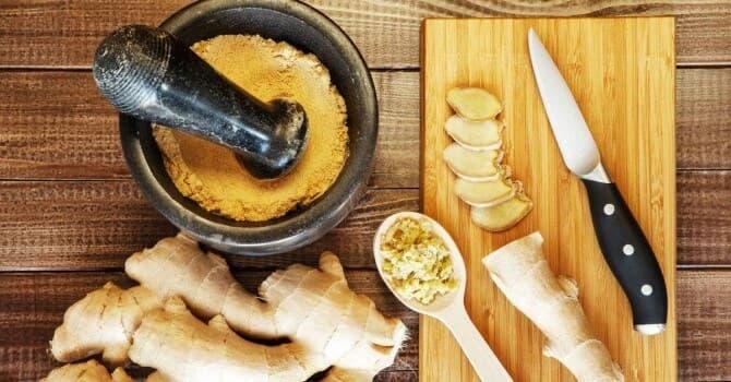 Как использовать имбирь в кулинарии, от простуды и для похудения