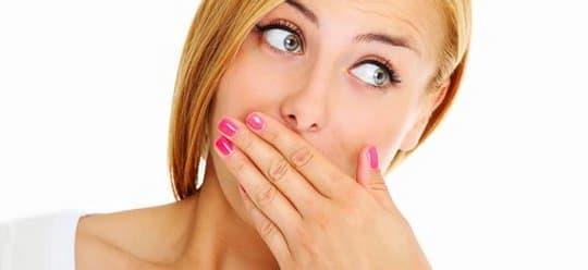 неприятный запах изо рта утром избавиться