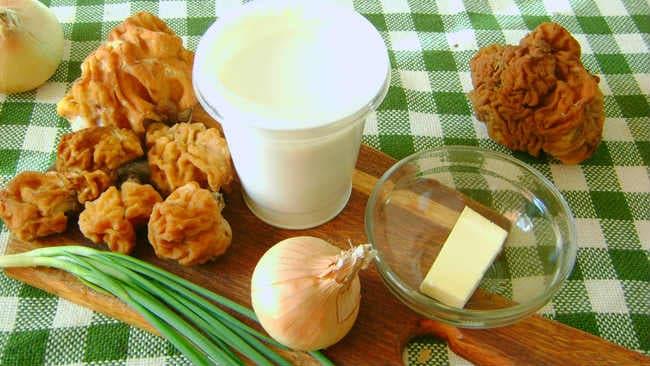 Как готовить грибы строчки и сморчки, проверенные рецепты