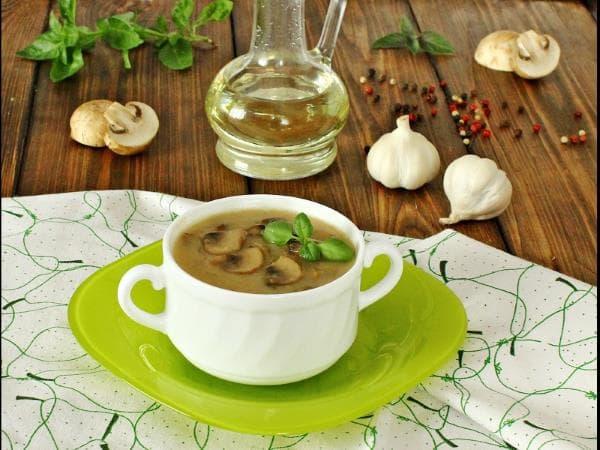 Соус из грибов