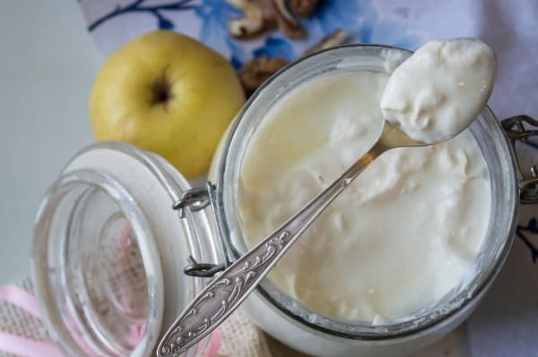 Как просто приготовить живой йогурт дома, самые легкие рецепты