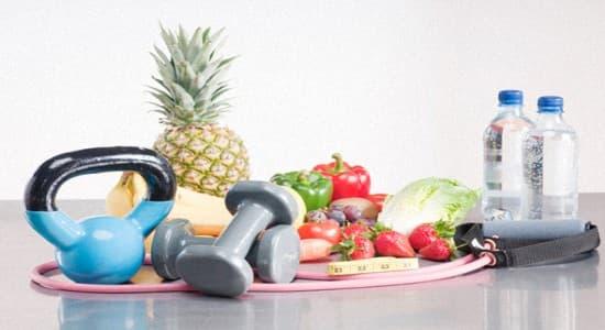 Атрибуты здорового питания