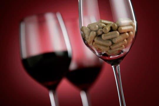 Вред вина