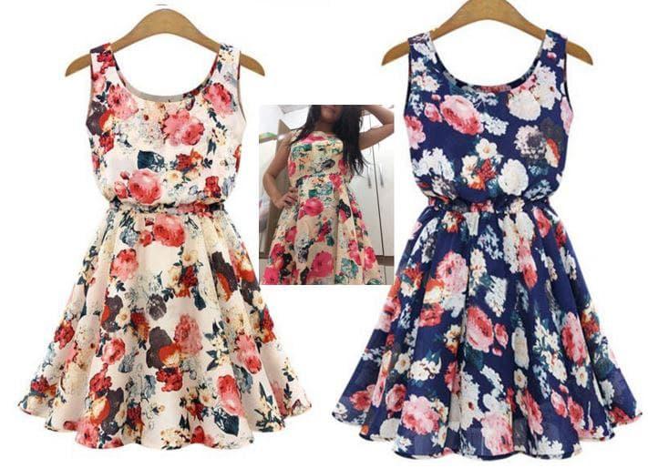 Легкие платья
