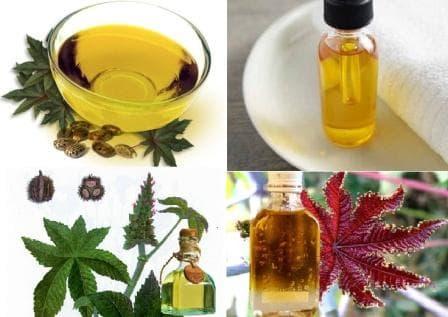 Касторовое масло вид