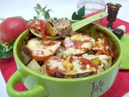 Картошка в горшочках в духовке рецепт поваренок