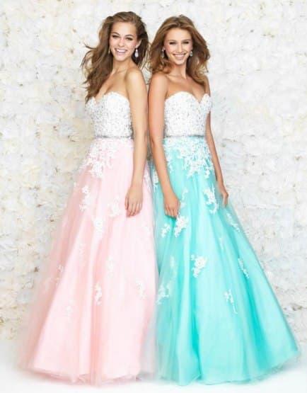 Выпускные платья