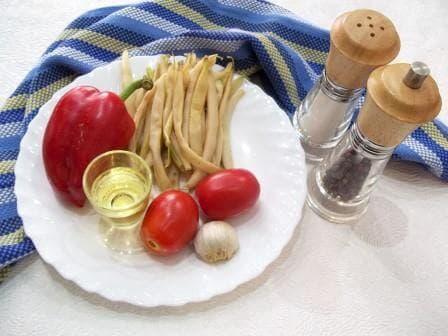 Как готовить стручковую фасоль