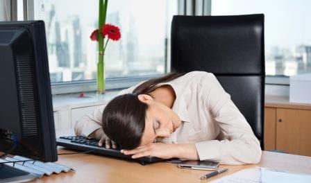 Чувство усталости и отсутствия сил