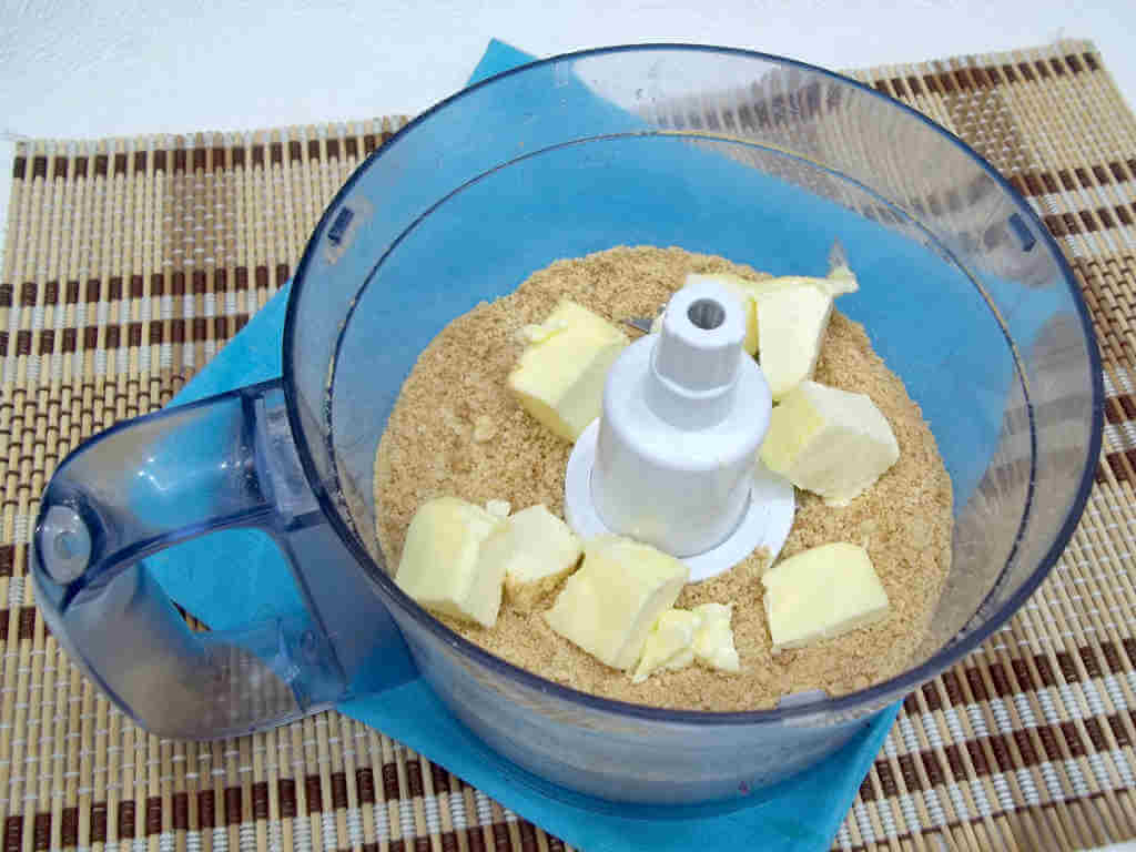 Тесто для чизкейка