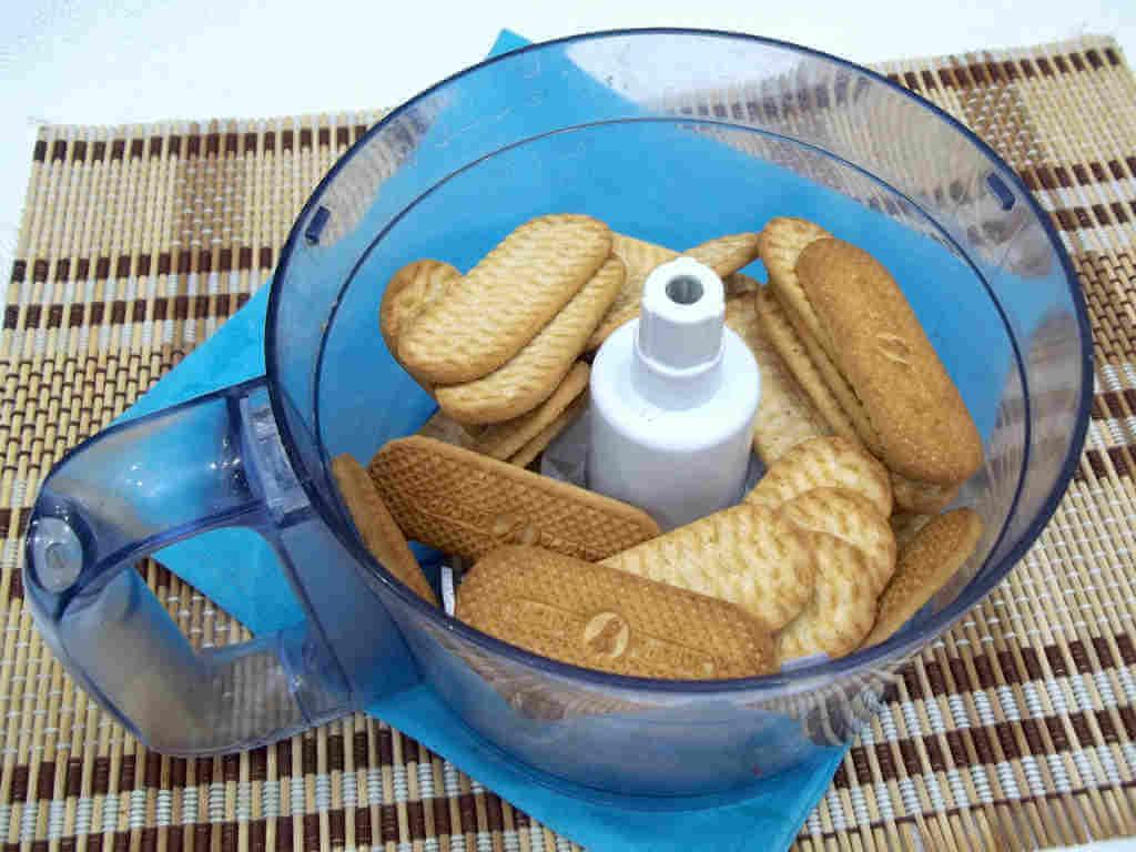 Размолотое печенье