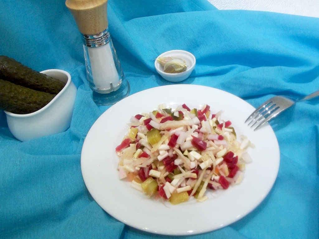 Сельдереевый салат