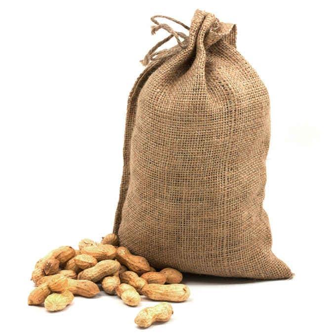 Мешок арахиса