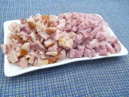 Мясо для солянки