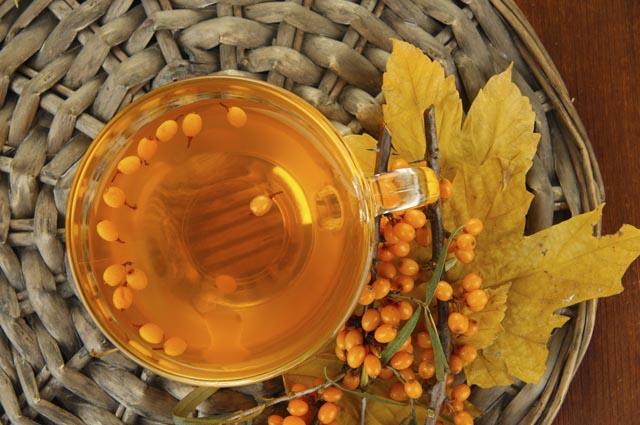 Облепиховый чай полезные свойства